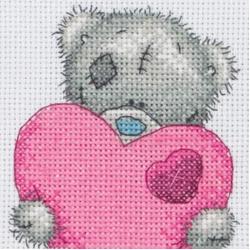 """Набор для вышивания """"Большое сердце"""" (""""Big Heart"""") TT29"""