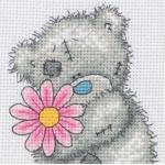 "Набор для вышивания ""Маленький цветок"" (""A Little Flower"") TT30 ""Anchor"""