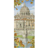 """Набор для вышивания """"Базилика Св. Петра в Ватикане"""" """"Anchor"""""""