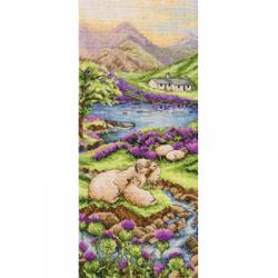 """Набор для вышивания """"В шотландский горах"""" """"Anchor"""""""