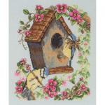 """Набор для вышивания """"Птичий дом"""" """"Anchor"""""""