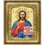 """Набор для вышивания """"Икона Господа Иисуса Христа"""" """"Чаривна Мить"""""""