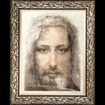 """Набор для вышивания """"Священная реликвия христиан Туринская плащаница правдивый образ Господа Нашего Иисуса Христа"""" """"Чаривна Мить"""""""