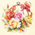 """Набор для вышивания """"Розы для мастерицы"""" """"Чудесная Игла"""""""