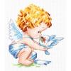 """Набор для вышивания """"Светлый ангел"""" """"Чудесная Игла"""""""