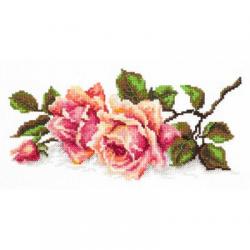 """Набор для вышивания """"Аромат розы"""" """"Чудесная Игла"""""""