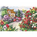 """Набор для вышивания """"Цветущий сад"""" """"Чудесная Игла"""""""