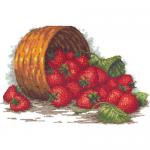 """Набор для вышивания """"Сладкая ягода"""" """"Чудесная Игла"""""""
