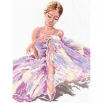 """Набор для вышивания """"Балерина"""" """"Чудесная Игла"""""""