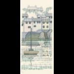 "Набор для вышивания ""The Harbour: Harbour view"" ""Derwentwater Designs"" (Великобриатния)"