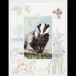 """Набор для вышивания """"Badger"""" """"Derwentwater Designs"""" (Великобриатния)"""
