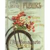"""Набор для вышивания """"Парижский велосипед"""" """"Dimensions"""""""