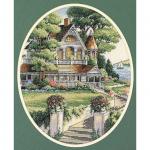 """Набор для вышивания """"Викторианский дом"""" """"Dimensions"""""""