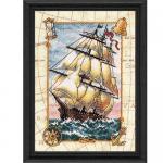 """Набор для вышивания """"Морской вояж"""" """"Dimensions"""" (США)"""