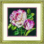 "Набор для вышивания ""Тюльпаны"" ""Dimensions"" (США)"