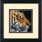 """Набор для вышивания гобелена """"Величественный тигр"""" """"Dimensions"""""""
