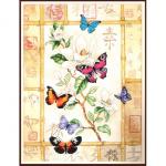 """Набор для вышивания """"Великолепное торжество бабочек"""" """"Dimensions"""""""