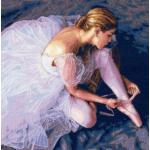 """Набор для вышивания """"Прекрасная балерина"""" """"Dimensions"""""""