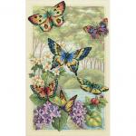 """Набор для вышивания """"Лес бабочек"""" """"Dimensions"""""""