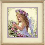 """Набор для вышивания """"Цветочный ангел"""" """"Dimensions"""""""