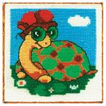 """Набор для вышивания """"Черепаха"""" """"Кларт"""""""