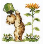 """Набор для вышивания """"Медвежонок"""" """"Кларт"""""""