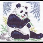 """Набор для вышивания """"Бамбуковый медведь"""" """"Кларт"""""""
