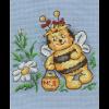 """Набор для вышивания """"Душистый мёд"""" """"Кларт"""""""