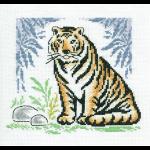 """Набор для вышивания """"Бенгальский хищник"""" """"Кларт"""""""