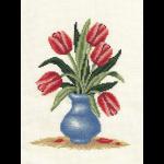 """Набор для вышивания """"Букет тюльпанов"""" """"Кларт"""""""