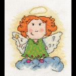"""Набор для вышивания """"Ангел-хранитель"""" """"Кларт"""""""