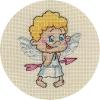 """Набор для вышивания """"Ангелок"""" """"Кларт"""""""