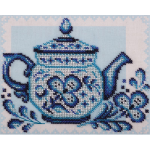 """Набор для вышивания бисером """"Волшебное чаепитие"""" """"Кларт"""""""