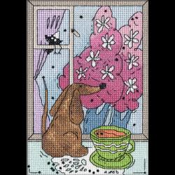 """Набор для вышивания """"Весна за окошком"""" """"Кларт"""""""