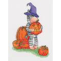 """Набор для вышивания """"Хэллоуин"""" """"Кларт"""""""