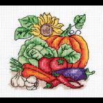 """Набор для вышивания """"Осенний урожай"""" """"Кларт"""""""
