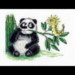 """Набор для вышивания """"Панда и гусеница"""" """"Кларт"""""""