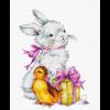 """Набор для вышивания """"Пасхальная открытка"""" """"Luca-S"""""""