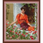 """Набор для вышивания """"Летние цветы"""" """"Luca-S"""""""