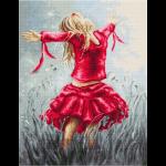 """Набор для вышивания """"Танец в поле"""" """"Luca-S"""""""