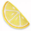 """Набор для вышивания Подушка фигурная """"Лимон"""" """"Luca-S"""""""