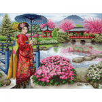 """Набор для вышивания """"Японский сад"""" """"Maia"""""""