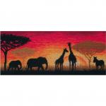 """Набор для вышивания """"Африканский горизонт"""" """"Maia"""""""