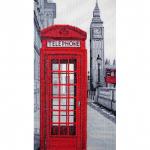 """Набор для вышивания """"Звонок из Лондона"""" """"Марья Искусница"""""""