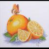 """Набор для вышивания """"Солнечный фрукт"""" """"Марья Искусница"""""""