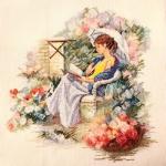 """Набор для вышивания """"Летний сад"""" """"Марья Искусница"""""""