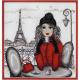 """Набор для вышивания """"Париж"""" """"Марья Искусница"""""""