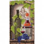 """Набор для вышивания """"Вино и виноград"""" """"Марья Искусница"""""""