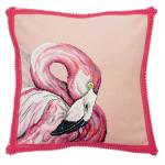 """Набор для вышивания подушки """"Фламинго"""" """"Марья Искусница"""""""