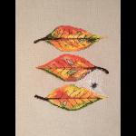 """Набор для вышивания """"Осенние листья"""" """"Марья Искусница"""""""